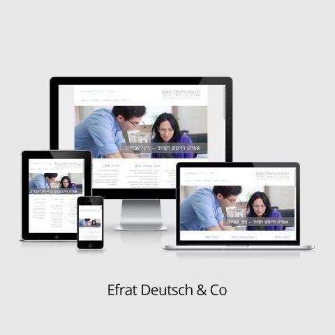 Efrat Deutsch & Co – Labor Law