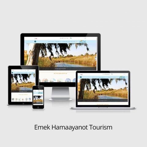 Emek Hamaayanot Tourism